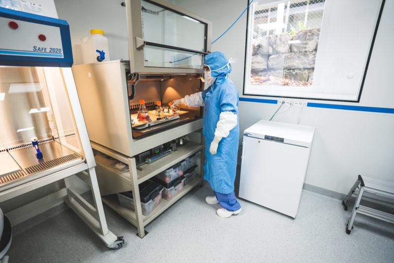 Swiss Biotech Center cherche son ou sa futur(e) «Plant Manager»