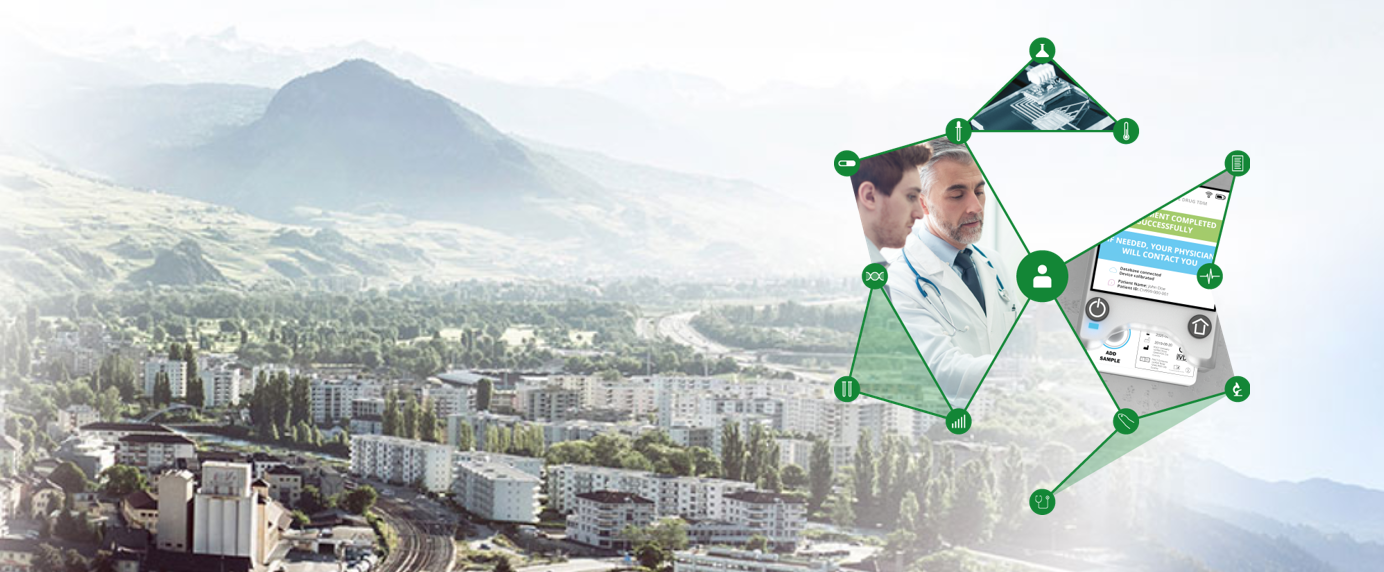 SBC participates in the 3rd edition of the Swiss Symposium «Point-of-care Diagnostics»