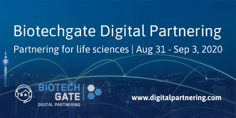 SBC participates to the Biotech Gate Digital Partnering Event